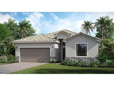 Bradenton Single Family Home For Sale: 11417 Sweetgrass Drive