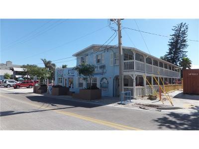 Bradenton Beach Commercial For Sale