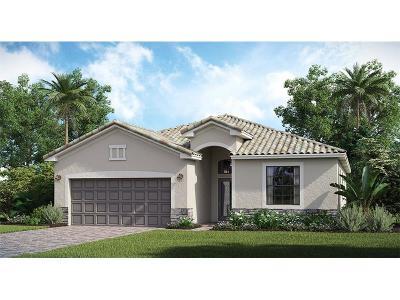 Bradenton Single Family Home For Sale: 11421 Sweetgrass Drive