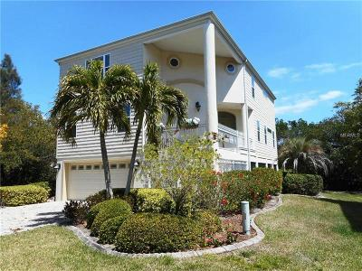 Longboat Key Single Family Home For Sale: 6338 Laguna Drive