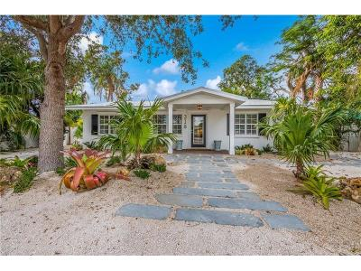 Anna Maria Single Family Home For Sale: 318 Hardin Avenue