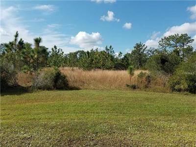 Myakka City Residential Lots & Land For Sale: 8306 High Oaks Trail