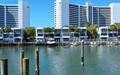 Sarasota Condo For Sale: 930 Blvd Of The Arts #16