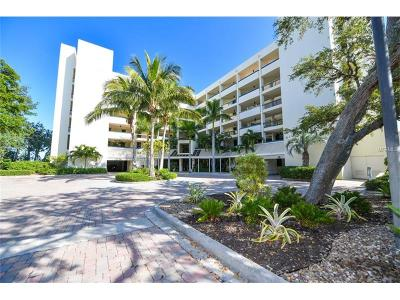 Longboat Key Condo For Sale: 2020 Harbourside Drive #422