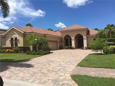Lakewood Ranch Single Family Home For Sale: 6926 Brier Creek Court