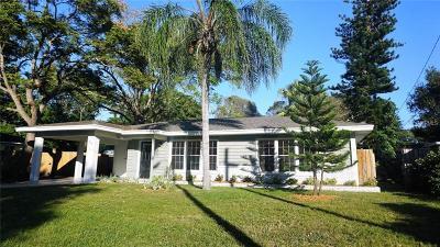Bradenton Single Family Home For Sale: 1717 27th Street W