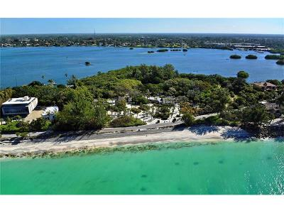 Osprey Single Family Home For Sale: 230 N Casey Key Road