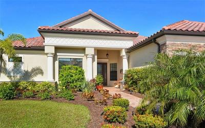 Venice Single Family Home For Sale: 20909 Loggia Court
