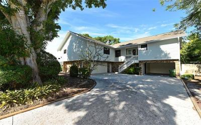 Sarasota FL Single Family Home For Sale: $1,399,999