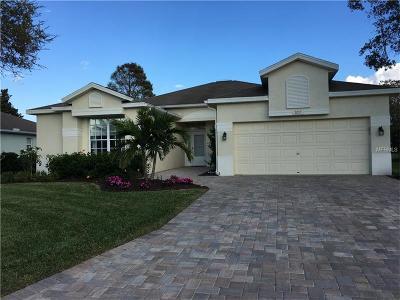 Bradenton Single Family Home For Sale: 5019 47th Street W
