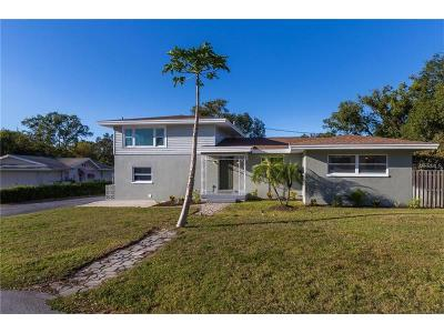 Belleair Bluffs Single Family Home For Sale: 3047 Del Rio Drive