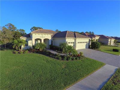 Sarasota Single Family Home For Sale: 8260 Larkspur Circle