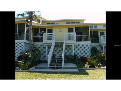 Placida Condo For Sale: 9400 Little Gasparilla Island #A8