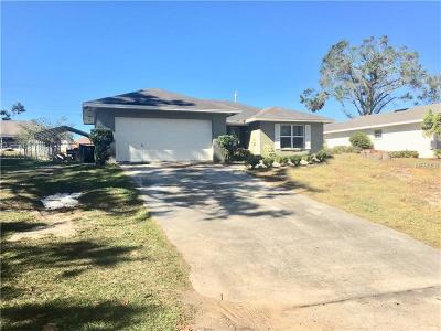 Single Family Home For Sale: 5447 Southgrove Drive