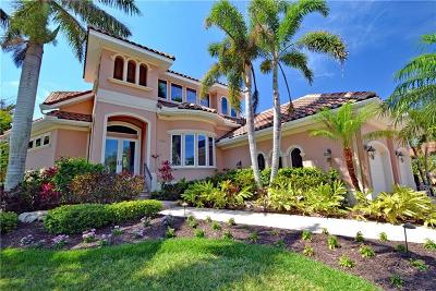 Sarasota FL Single Family Home For Sale: $1,599,999