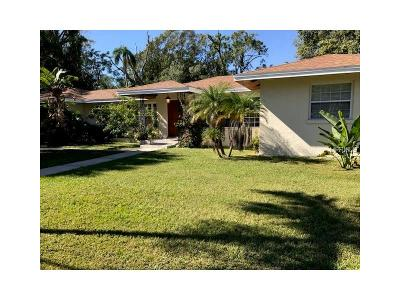 Sarasota Single Family Home For Sale: 1208 S Osprey Avenue