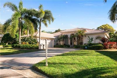 Sarasota Single Family Home For Sale: 8996 Wembley Court