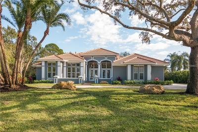 Sarasota Single Family Home For Sale: 3231 Dick Wilson Drive
