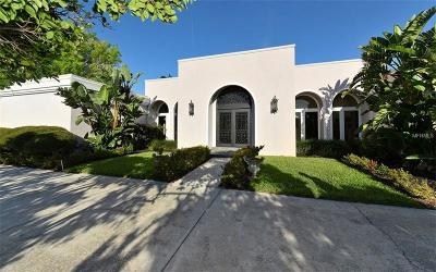 Sarasota Single Family Home For Sale: 3911 Spyglass Hill Road