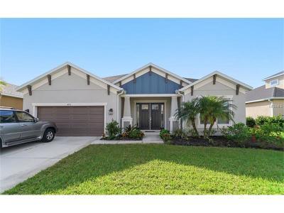 Bradenton Single Family Home For Sale: 4710 Arbor Gate Drive