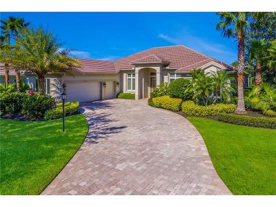 Bradenton Single Family Home For Sale: 4920 96th Street E