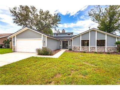 Port Orange Single Family Home For Sale: 909 Whiporwill Drive