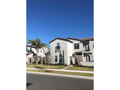 Haines City Townhouse For Sale: 131 Kenny Boulevard