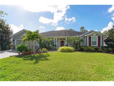 Bradenton Single Family Home For Sale: 14708 E 17th Avenue