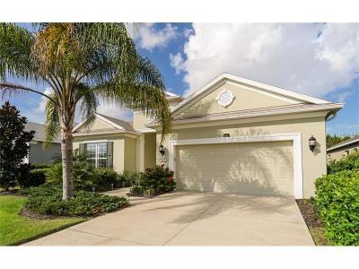Bradenton Single Family Home For Sale: 4626 Claremont Park Drive