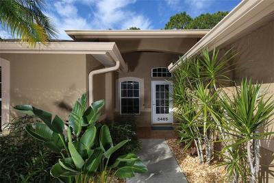 Sarasota Single Family Home For Sale: 3465 Branch Creek Drive