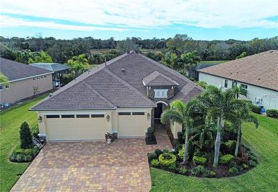 Bradenton Single Family Home For Sale: 630 Honeyflower Loop