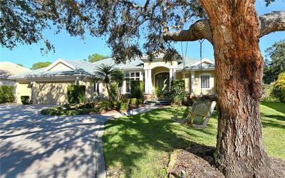 Nokomis Single Family Home For Sale: 1265 Sorrento Woods Boulevard