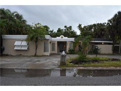 Sarasota Single Family Home For Sale: 170 Faubel Street