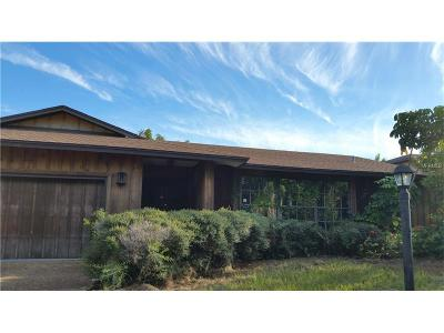 Sarasota Single Family Home For Sale: 1646 Baywinds Lane