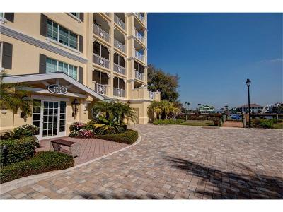Sarasota Condo For Sale: 1310 Old Stickney Point Road #E22