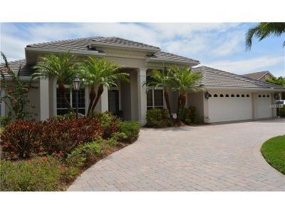 Sarasota Single Family Home For Sale: 3762 Eagle Hammock Drive