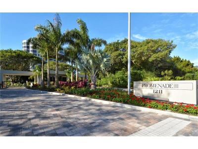 Promenade Condo For Sale: 1211 Gulf Of Mexico Drive #102