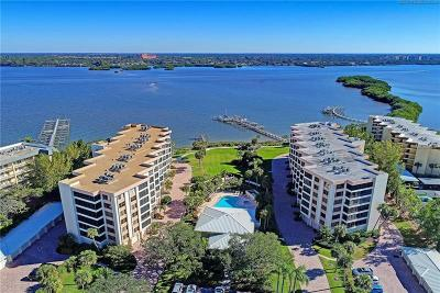 Sarasota Condo For Sale: 8701 Midnight Pass Road #204A