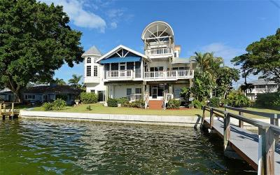 Nokomis FL Single Family Home For Sale: $1,649,000