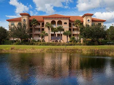 Lakewood Ranch Condo For Sale: 7804 Lake Vista Court #406
