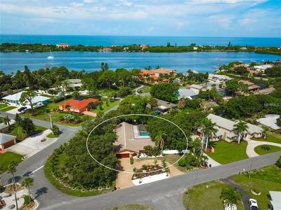 Osprey Single Family Home For Sale: 341 S Shore Drive