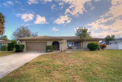Venice Single Family Home For Sale: 1638 Pomelo Drive