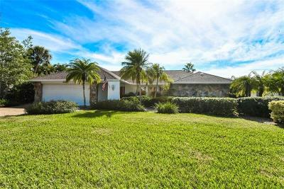 Country Club Of Sarasota The Single Family Home For Sale: 3728 Torrey Pines Boulevard