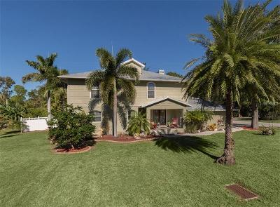 Nokomis Single Family Home For Sale: 801 Sandpiper Lane