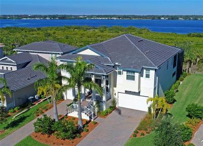 Bradenton Single Family Home For Sale: 5222 Tidewater Preserve Boulevard