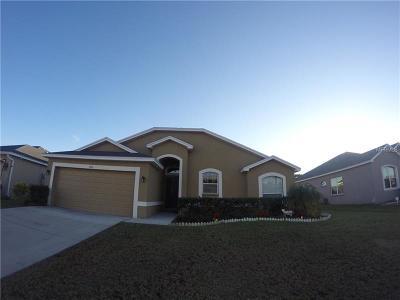 Saint Cloud Single Family Home For Sale: 3616 Bristol Cove Lane