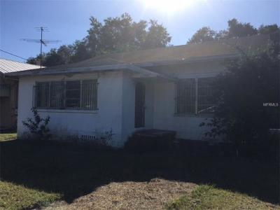 Tampa Single Family Home For Sale: 1507 E 32nd Avenue