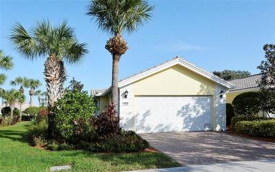 Sarasota Villa For Sale: 5922 Benevento Drive
