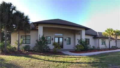Sarasota Single Family Home For Sale: 7332 Palomino Trail