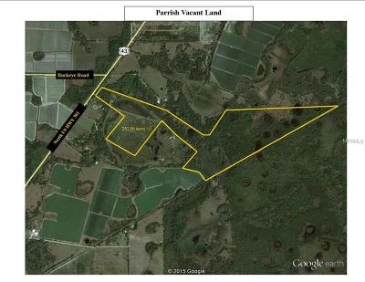 Parrish Residential Lots & Land For Sale: N Us 301